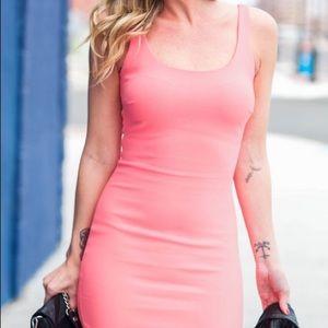 South Moon Under Dresses - Hot pink mini dress